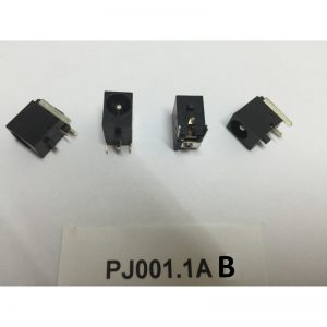 Fiche d'alimentation pour pc portable PJ001 B