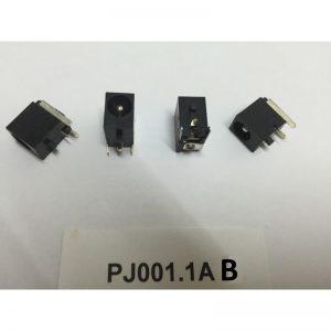 Fiche d'alimentation pour pc portable PJ001.1A B