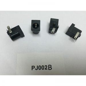 Fiche d'alimentation pour pc portable PJ002 B