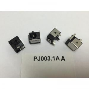 Fiche d'alimentation pour pc portable PJ003.1A A