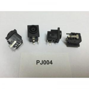Fiche d'alimentation pour pc portable PJ004