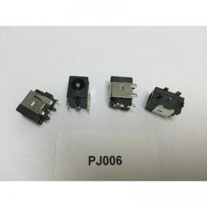 Fiche d'alimentation pour pc portable PJ006