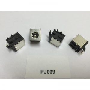 Fiche d'alimentation pour pc portable PJ009