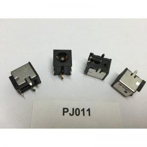 Fiche d'alimentation pour pc portable PJ011