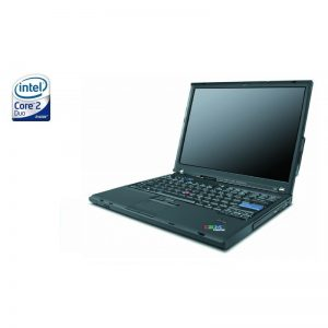 Ordinateur portable ThinkPad T60 C2D Disque 250GB 2GB RAM Win 7