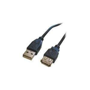 Câble d'extension USB 2.0 haut débit Mâle--Femelle 1.80 m