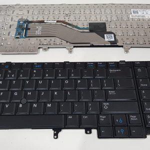 clavier pour dell e5520 qwerty US