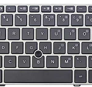 Clavier Qwerty HP 2560P 2570P