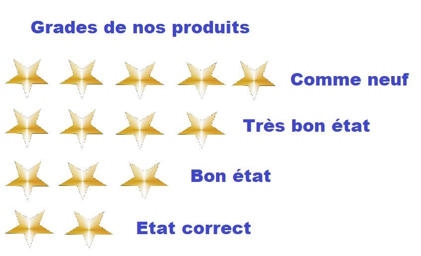 grades reconditionné discomputer